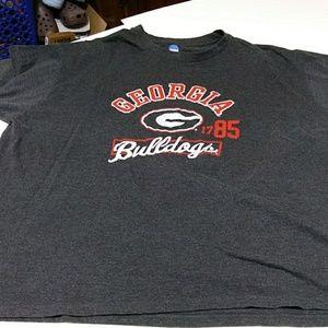 NCAA Georgia Bulldogs t-shirt